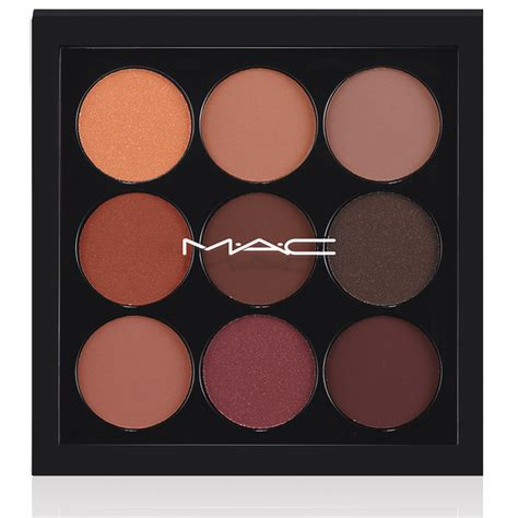 Eyeshadow X 9 Times Nine mac burgundy times nine eyeshadow x 9 palette kaufen