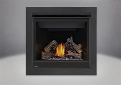 Top Vent Gas Fireplace by B36ntr Napoleon B36ntr Ascent Series Direct Vent Clean