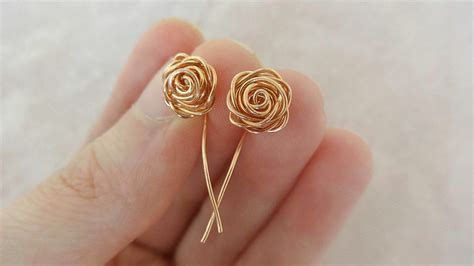 how to make wire jewelry earrings 25 stylish tutorials for wire wrapped earrings guide
