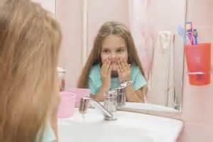 girls bathroom mirror oral health archives evidently cochrane