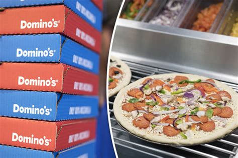 Dominos Giveaway - domino s promotion huge 10 000 pizza giveaway across uk daily star