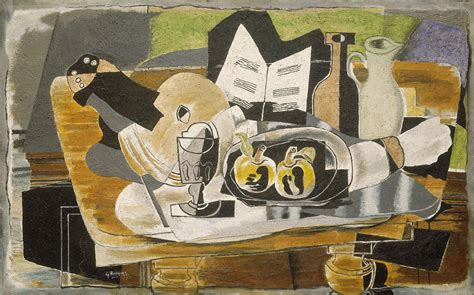 braque collage george braque the daily norm