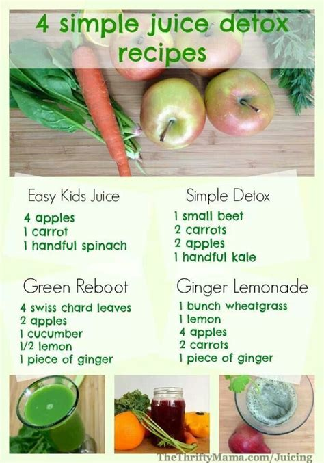 Easy Juice Detox Diet Plan by 37 Best Images About Befit On