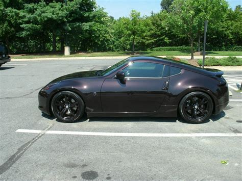 nissan 370z blacked out nissan 370z forum z bro s album murdered out black