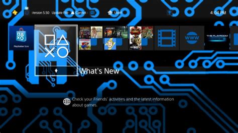 ps4 themes hack how to make ps4 custom themes hackinformer