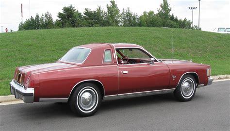 1978 Chrysler Cordoba by Vernparker Dreams The 1978