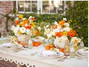 ideas for your fall bridal shower