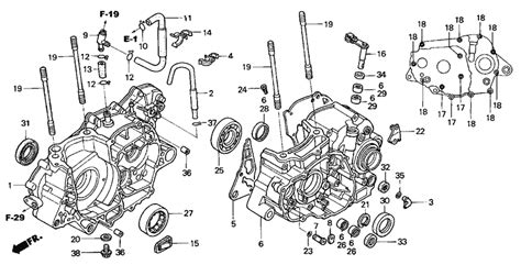 honda trx450r parts diagram 2005 honda trx450r parts diagram honda auto parts