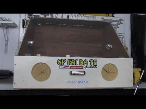 cabina verniciatura fai da te test cabina verniciatura per modellismo fai da te diy