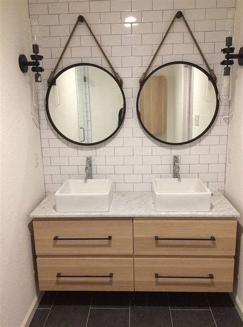 ikea vessel vanity best 25 ikea bathroom mirror ideas on pinterest