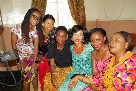 BN Exclusive: Photos from Tonto Dikeh & Oladunni Obasanjo