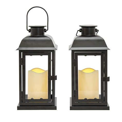 lights com flameless candles lanterns solar 11 5
