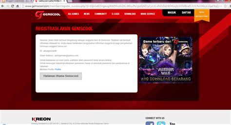 cara membuat id game online cara membuat id game online di gemscool corp roses