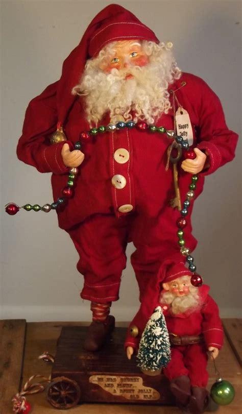 Handmade Santas - 96 best handmade santas images on
