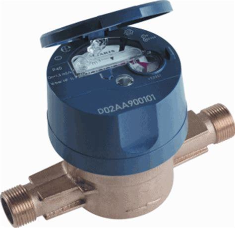 Water Meter Itron gereedschap meetinstrumenten watermeter aquadis itron watermeter itron aquadis 71956