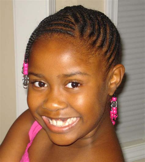 Hairstyles For Black Children by Black Hairstyles Beautiful Hairstyles
