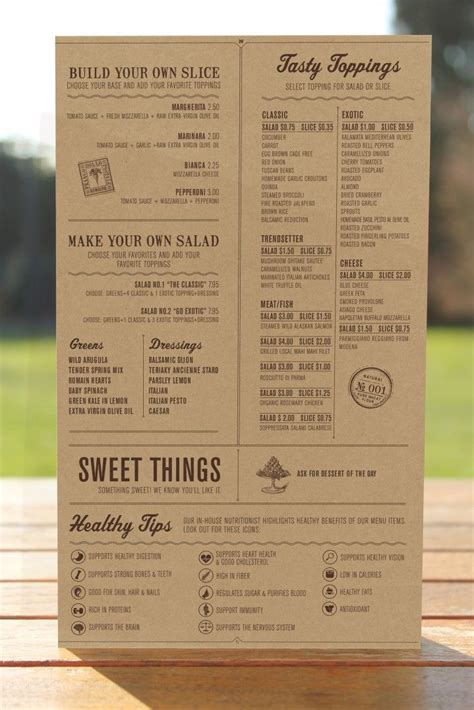 menu layout ideas for cafe menu as inspiration see the grid design ideas tips and