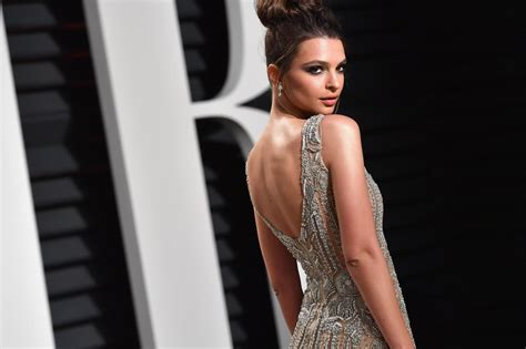 Vanity Awards by Vanity Fair Oscars 2017 After Emily Ratajkowski