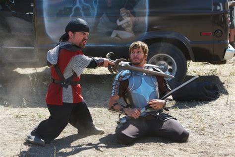Knights Of Badassdom 2013 Full Movie Knights Of Badassdom Un Trailer Compl 232 Tement Dafuq Souvent Copi 233 Jamais Coll 233