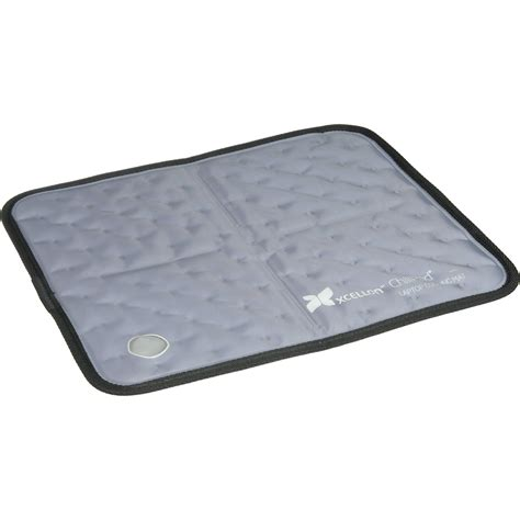 Cooling Mats For by Xcellon Chillpad Laptop Cooling Mat Gray Black Cp 15g B H