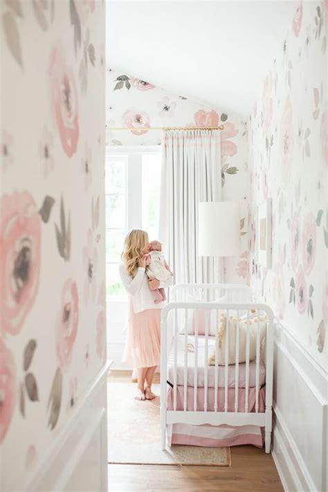 kinderzimmer deko rosa 1001 ideen f 252 r babyzimmer m 228 dchen kinderzimmer