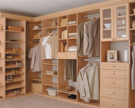 built in custom closet system the build basic closet