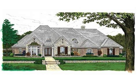 country french house plans one story french country house plans one story country ranch house