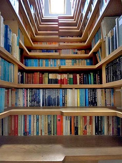 staircase shelf under stairs shelving design ideas