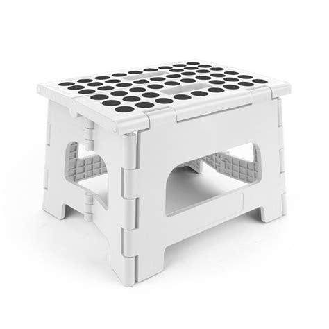 rhino ii folding step stool white rhino ii folding step stool white williams sonoma