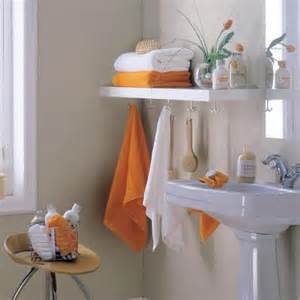 ideas for towel storage in bathrooms big idea for small bathroom storage design 971