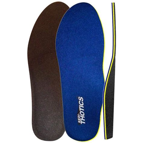 prothotics comfort gel insole comfortfit orthotic labs inc