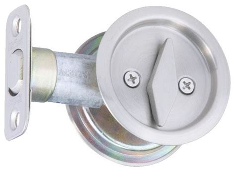 Pocket Door Knob by Kwikset Privacy Pocket Door Pull Transitional Pocket