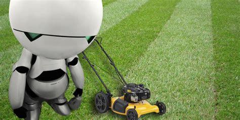 the roomba robotic lawn mower askmen
