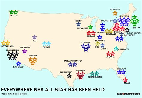 nba map 2015 nba teams map