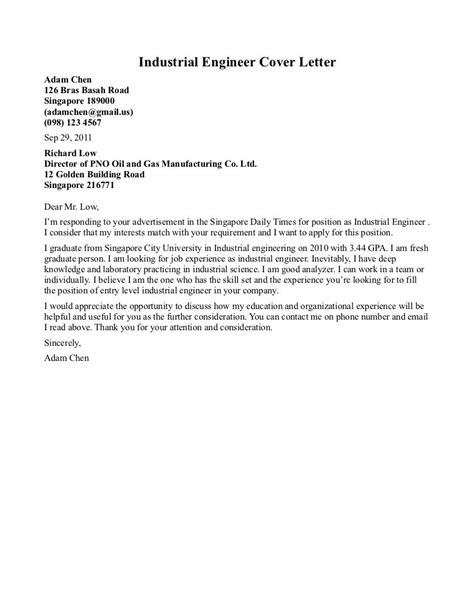 sle cover letter for manufacturing job manufacturing engineering resume exles picsora http