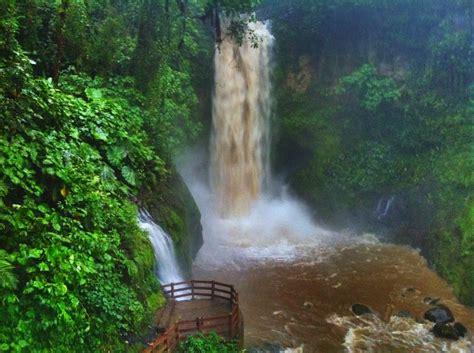 La Paz Waterfall Gardens la paz waterfall gardens during a costa rica rainy season