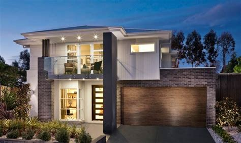 home design builders sydney masterton home designs merlot timeless rhs facade