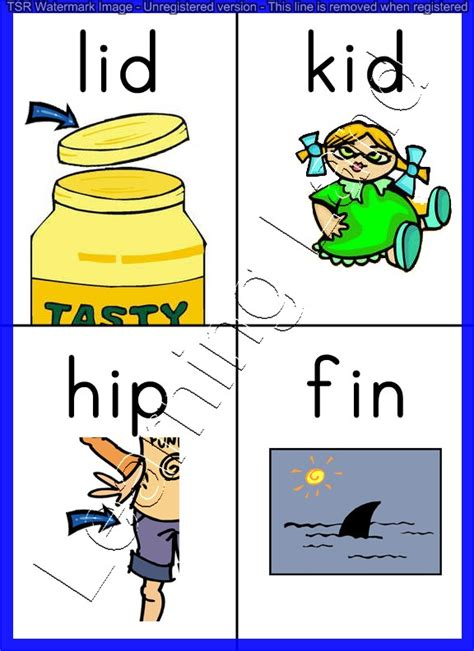 4 Letter Words Vowels vowels with a e i o u three letter words flashcards