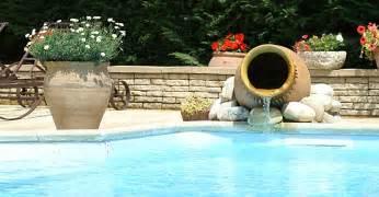 decoration piscine comment d 233 corer et am 233 nager sa piscine