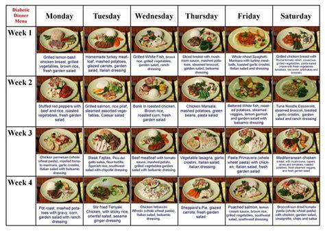 diabetic diet meals diabetic lunch dinner menu at martha s senior gourmet diabetic