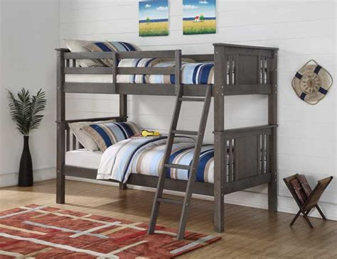 Bunk Beds Las Vegas Donco Trading Company To Introduce Quot Princeton Quot Bunk Bed At Las Vegas Market Furniture World