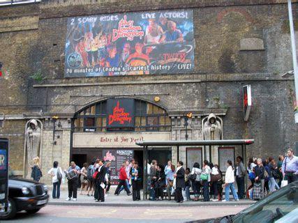 london dungeon à londres, royaume uni guides de voyage mtrip