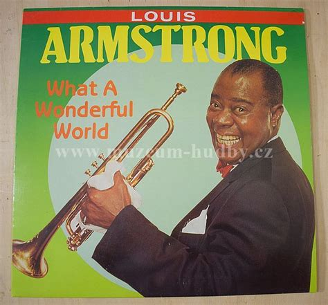louis armstrong what a wonderful louis armstrong what a wonderful world vinyl shop