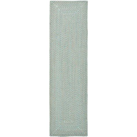 safavieh braided multi 2 ft 3 in x 10 ft rug runner