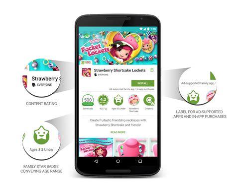 Play Store Badge Le Play Store Affiche D 233 Sormais La Classification Pegi Et