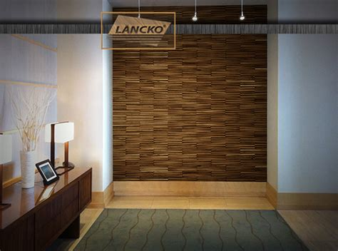 wood panel accent wall lancko walls wood tiles wood wall wood panel wainscot
