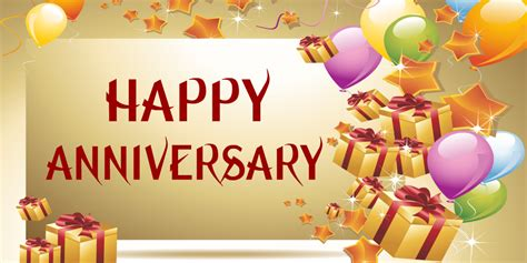 Happy Anniversary Banner Bing Images Happy Anniversary Banner Template