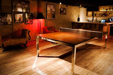 ping pong dining room table 2 in 1 ping pong and conference table icreatived