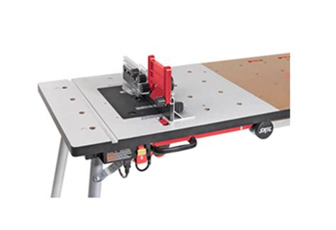 skil x bench workstation skil 3100 11 router insert plate for xbench workstation