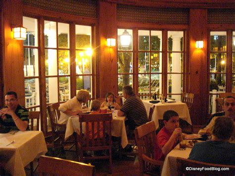 the circular dining room review yachtsman steakhouse at disney s yacht club resort